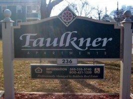 Faulkner Phase I sign